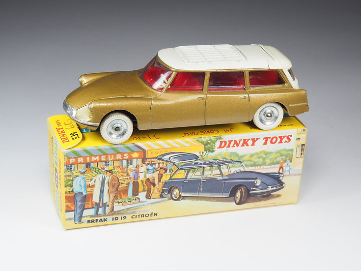 DINKY TOYS FRANCE - 539 - BREAK CITROËN ID