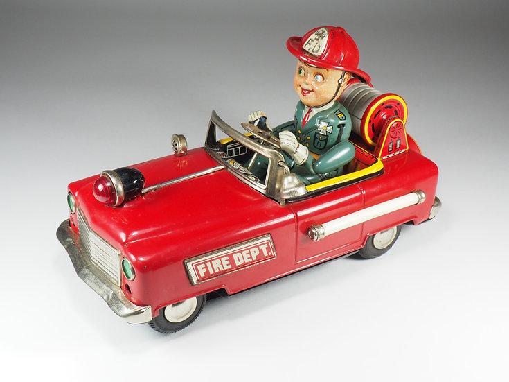 TN NOMURA - N°12 - FIRE CHIEF CAR