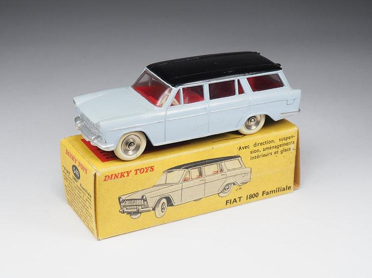 DINKY TOYS - 548 - FIAT 1800 FAMILIALE - 1/43e