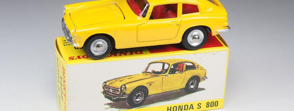 DINKY TOYS FRANCE - 1408 - HONDA S 800