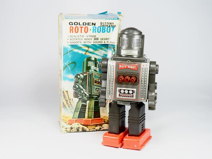 HORIKAWA - ROTO ROBOT - ORANGE FEET