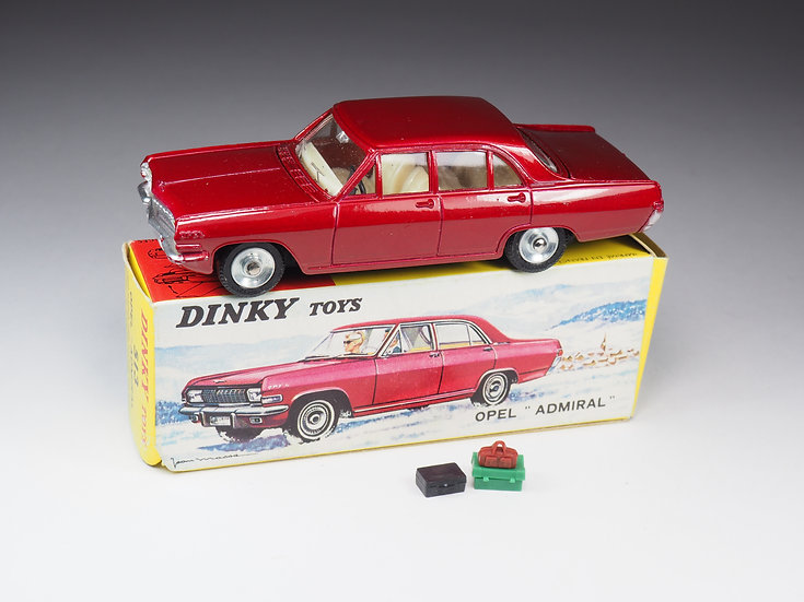 DINKY TOYS FRANCE - 513 - OPEL ADMIRAL