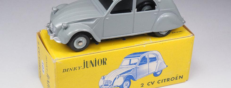 DINKY TOYS JUNIOR - 105 - CITROEN 2CV