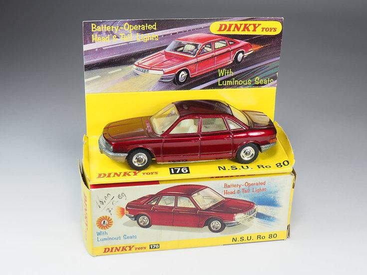 DINKY TOYS ENGLAND - 176 - NSU RO 80