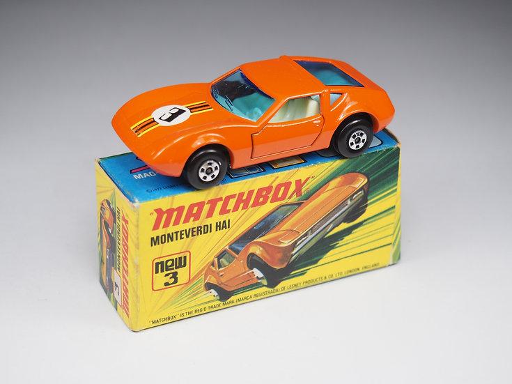 MATCHBOX SUPERFAST - 3 - MONTEVERDI HAI
