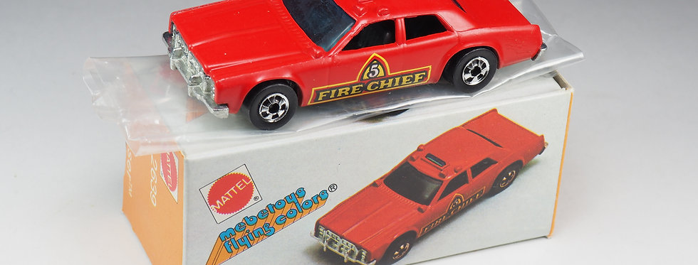MEBETOYS HOT WHEELS - FLYING COLORS - 2639 - FIRE CHASER - 1/64