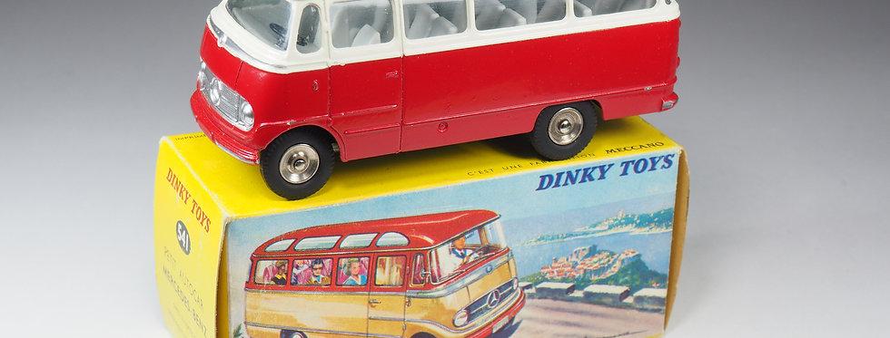 DINKY TOYS FRANCE - 541 - MERCEDES-BENZ AUTOCAR