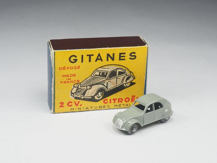 GITANES - CITROEN 2CV - 1/86e