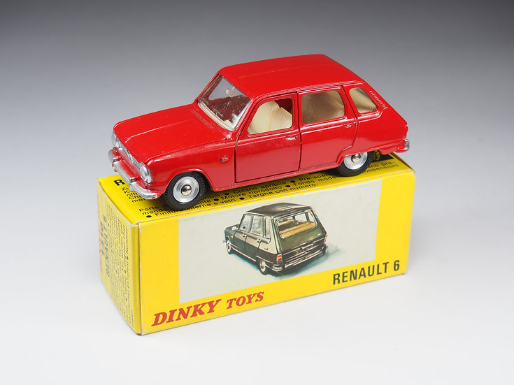 DINKY TOYS FRANCE - 1416 - RENAULT 6