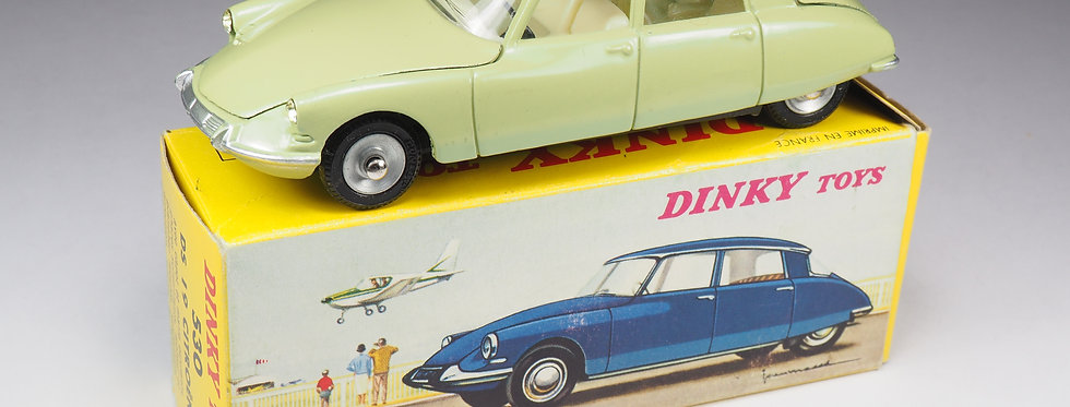 DINKY TOYS FRANCE - 530 - DS 19 CITROEN