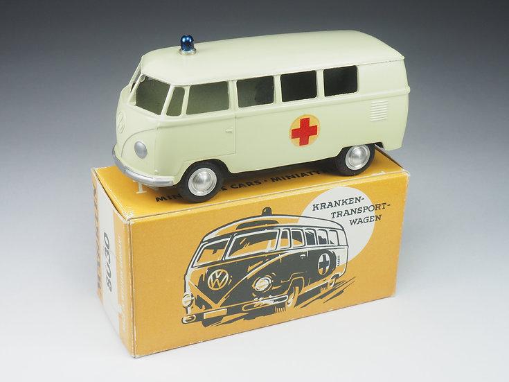 MARKLIN - 8030 - VOLKSWAGEN BUS AMBULANCE - 1/43e