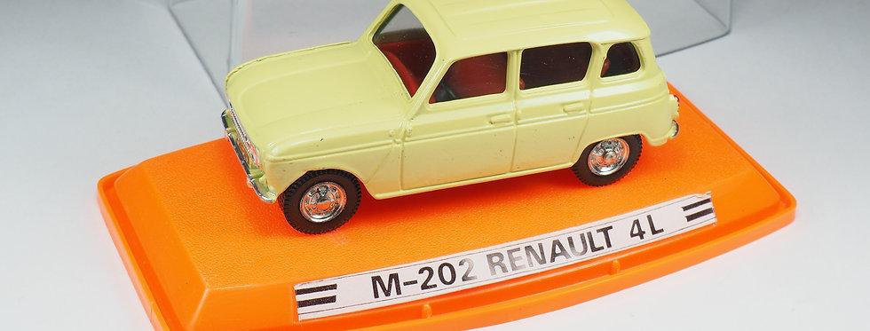 PILEN (DINKY TOYS FRANCE) - M-202 - RENAULT 4L