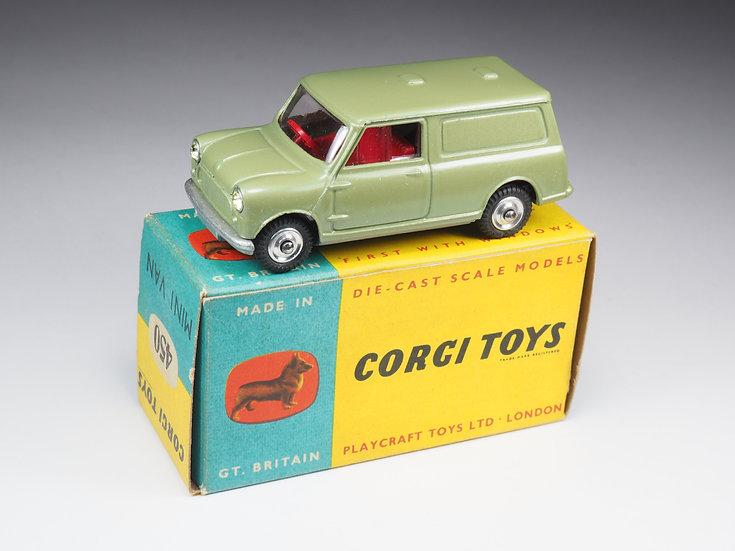 CORGI - 450 - AUSTIN MINI VAN