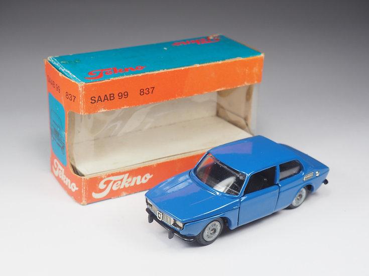 TEKNO - 837 - SAAB 99 - 1/43e