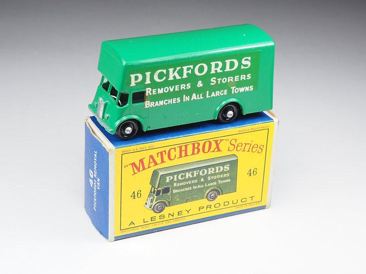 MATCHBOX - 46 - GUY PICKFORDS REMOVAL VAN
