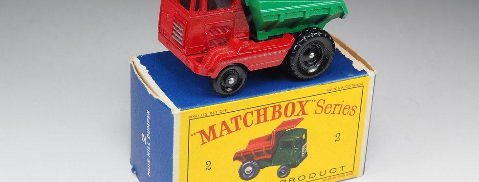 MATCHBOX - 2 - MUIR-HILL DUMPER