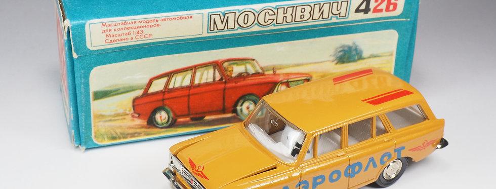 NOVOEXPORT - A3 - MOSKVITCH 426  «AEROFLOT»