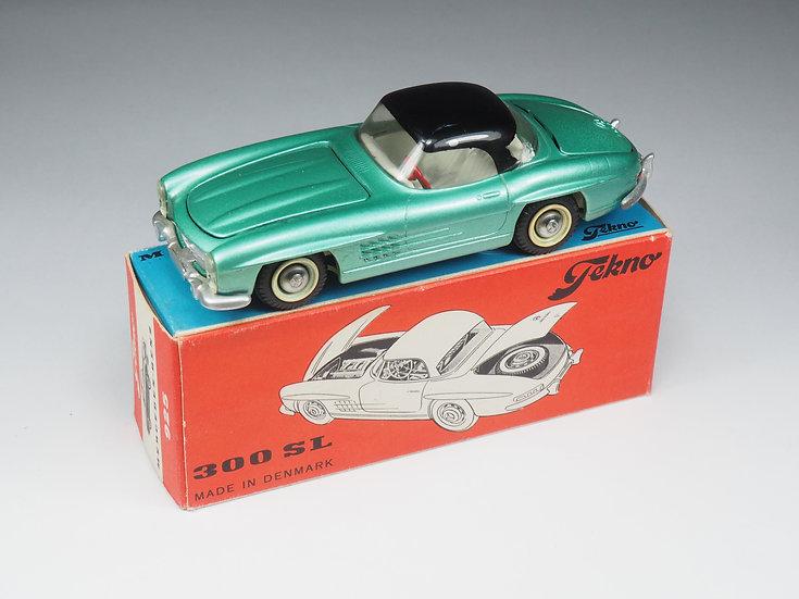 TEKNO - 925 - MERCEDES 300SL HARD TOP - 1/43e