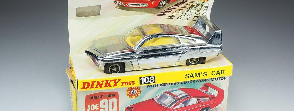 DINKY TOYS ENGLAND - 108 - SAM'S CAR JOE 90