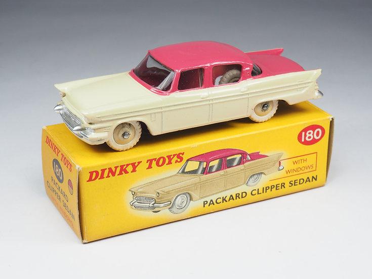 DINKY TOYS ENGLAND - 180 - PACKARD CLIPPER SEDAN - 1/43e