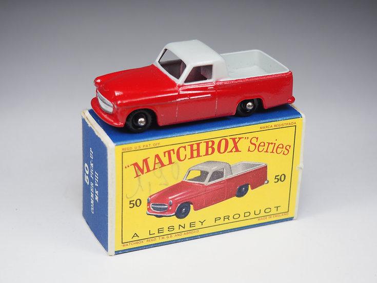 MATCHBOX - 50a - COMMER PICK-UP MK VIII