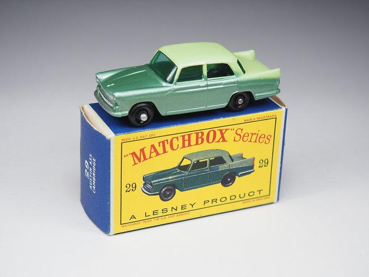 MATCHBOX - 29b - AUSTIN A55 CAMBRIDGE