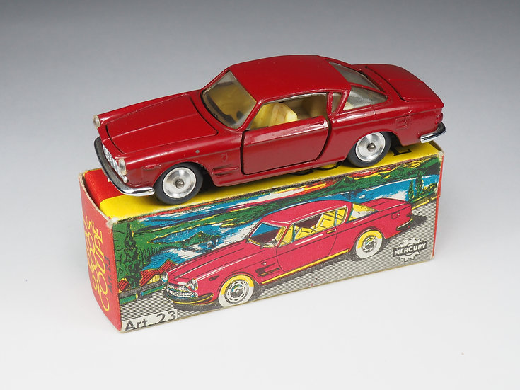 MERCURY - ART.23 - FIAT 2300 S COUPE - 1/43e