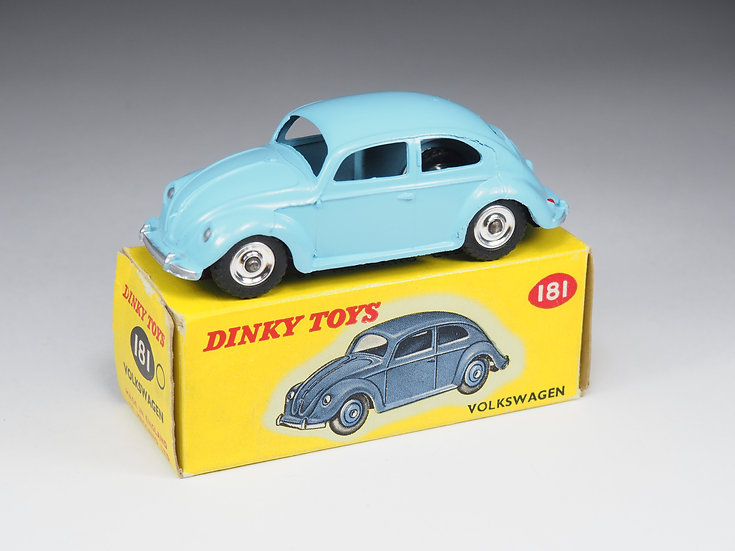 DINKY TOYS - 181 - VOLKSWAGEN - 1/43e