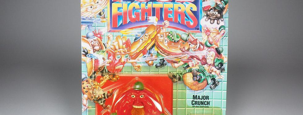 MATTEL - FOOD FIGHTERS - MAJOR CRUNCH (MUNCH) - PINK VARIATION