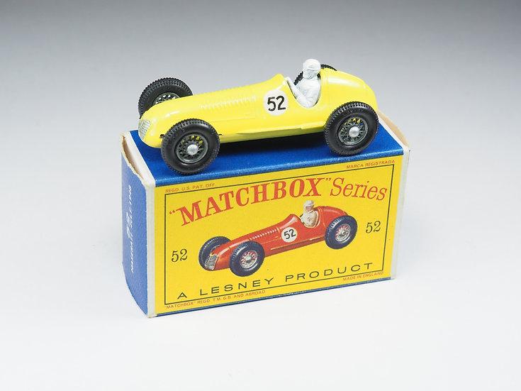 MATCHBOX - 52 - MASERATI 4CLT 1948