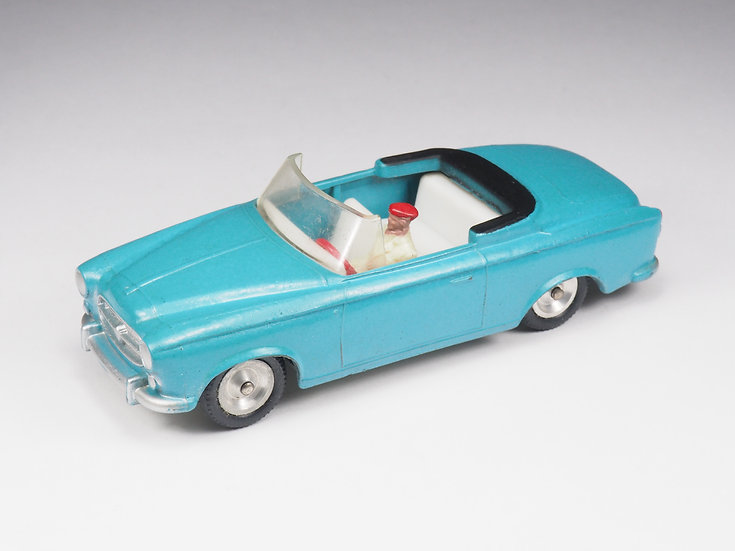SOLIDO - 108 - PEUGEOT 403 CABRIOLET TURQUOISE - 1/43e
