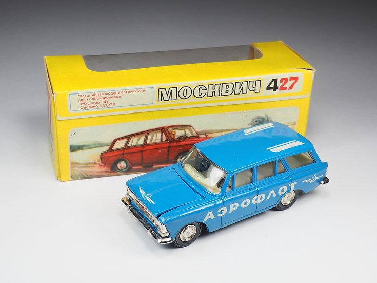 """NOVOEXPORT - A4 - MOSKVITCH 427 """"AEROFLOT"""""""