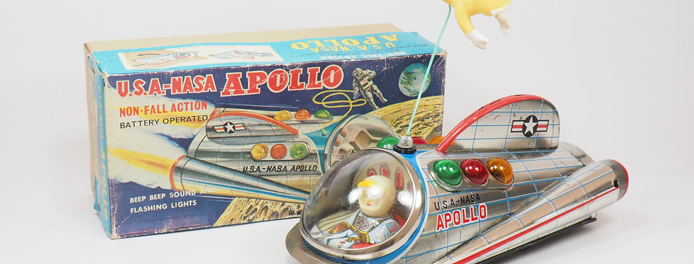 MASUYADA MODERN TOYS - USA NASA APOLLO
