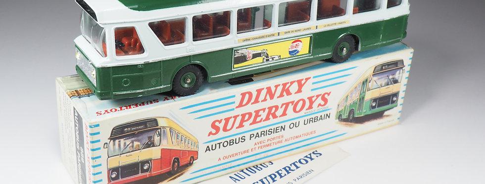 DINKY TOYS FRANCE - SUPERTOYS - 889 - AUTOBUS PARISIEN