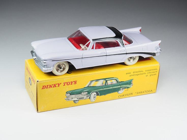 DINKY TOYS FRANCE - 550 - CHRYSLER SARATOGA