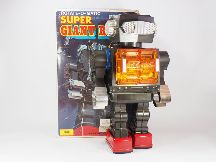 HORIKAWA - SUPER GIANTROBOT