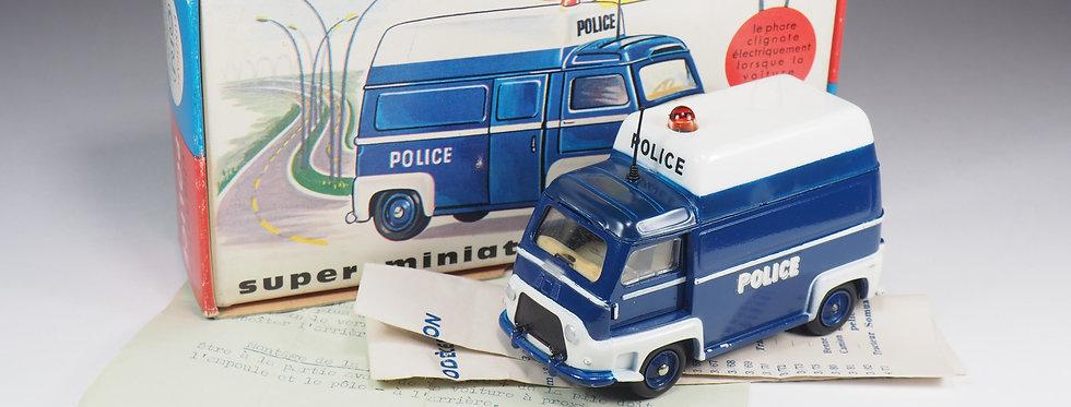 CIJ EUROPARC - 3/91 - ESTAFETTE RENAULT CAR DE POLICE