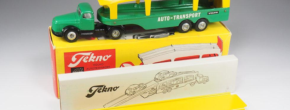 TEKNO - 431 - VOLVO AUTO-TRANSPORT TRUCK - 1/43e