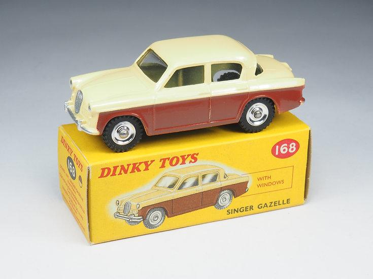 DINKY TOYS ENGLAND - 168 - SINGER GAZELLE - 1/43e