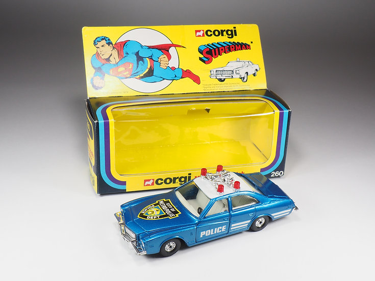 CORGI - 260 - SUPERMAN METROPOLIS BUICK