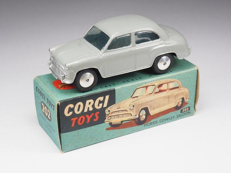 CORGI TOYS - 202 - MORRIS COWLEY SALOON