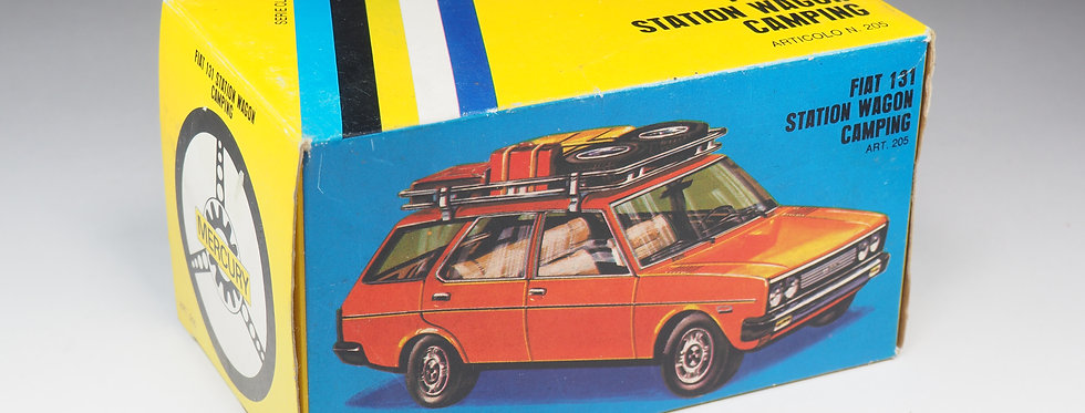 MERCURY - Art.205 - FIAT 131 STATION WAGON CAMPING