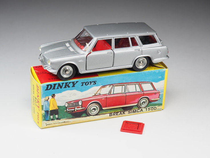 DINKY TOYS FRANCE - 507 - BREAK SIMCA 1500