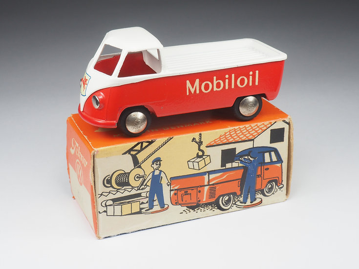 "TEKNO - 416 - VOLKSWAGEN PICK-UP ""MOBILOIL"" - 1/43e"