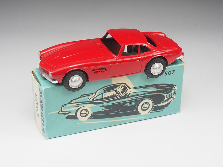 MARKLIN - 8022 - BMW 507 TOURING SPORT - 1/43e