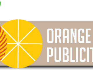 Taylor partners with Orange Grove Publicity!