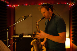 Sax Booth