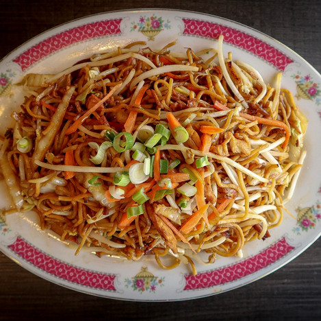 Chinese Style Chow Mein