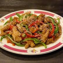 Sesame Seeded Chicken