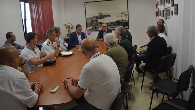 El nuevo presidente de la Autoridad Portuaria conoce la realidad del Puerto de la capital